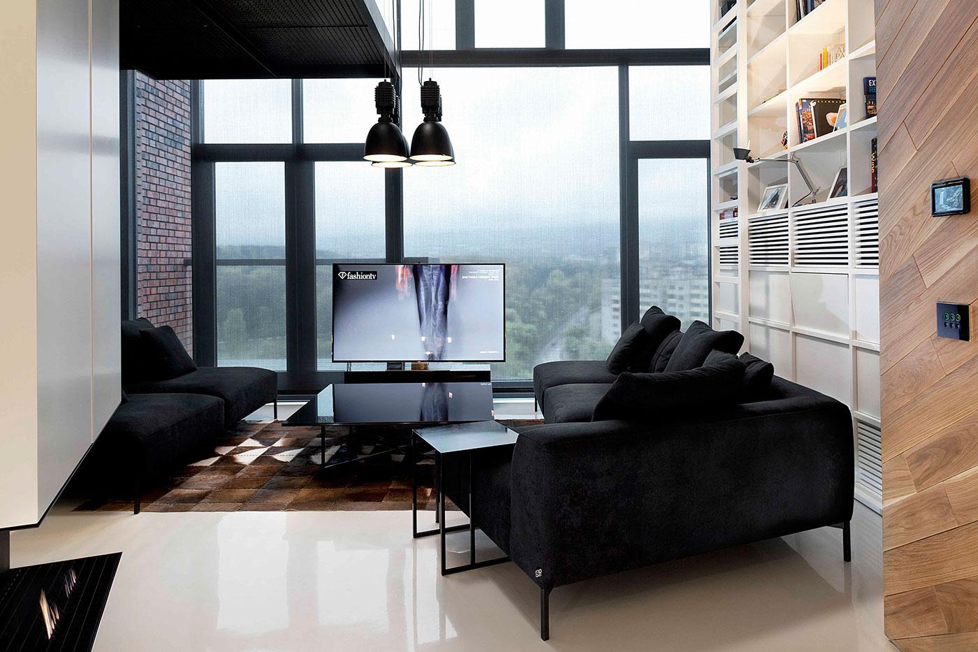 studio mode1 Loft Apartment By Studio Mode
