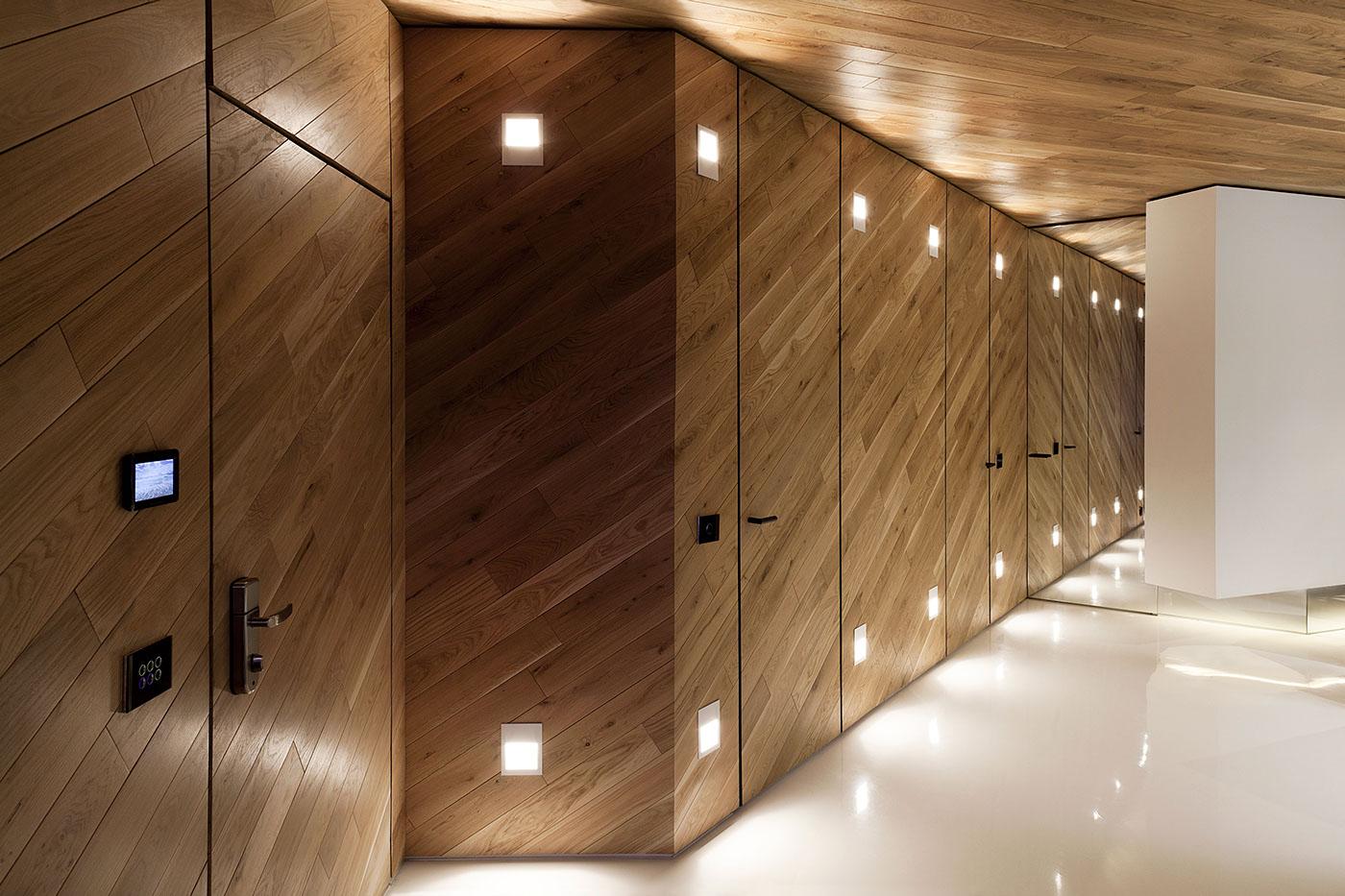 studio mode10 Loft Apartment By Studio Mode