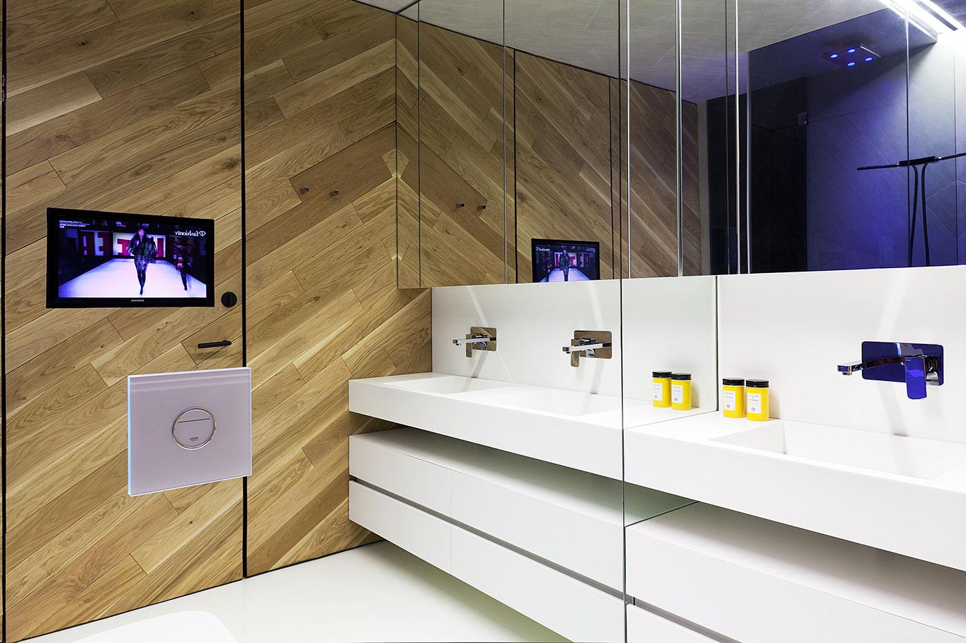 studio mode11 Loft Apartment By Studio Mode