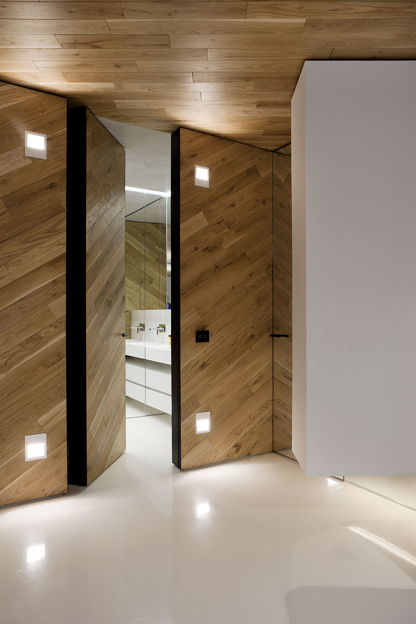 studio mode12 Loft Apartment By Studio Mode