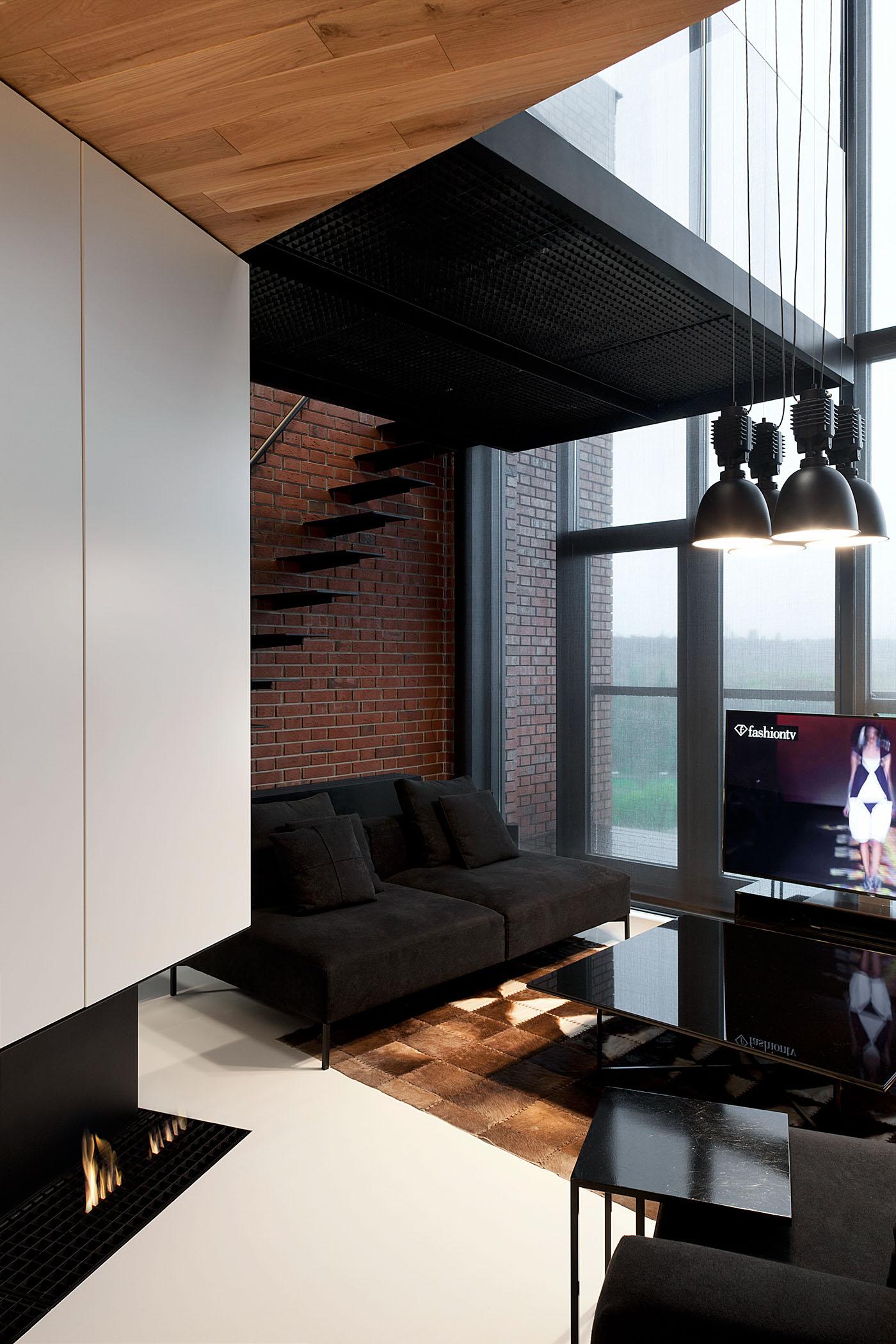 studio mode2 Loft Apartment By Studio Mode