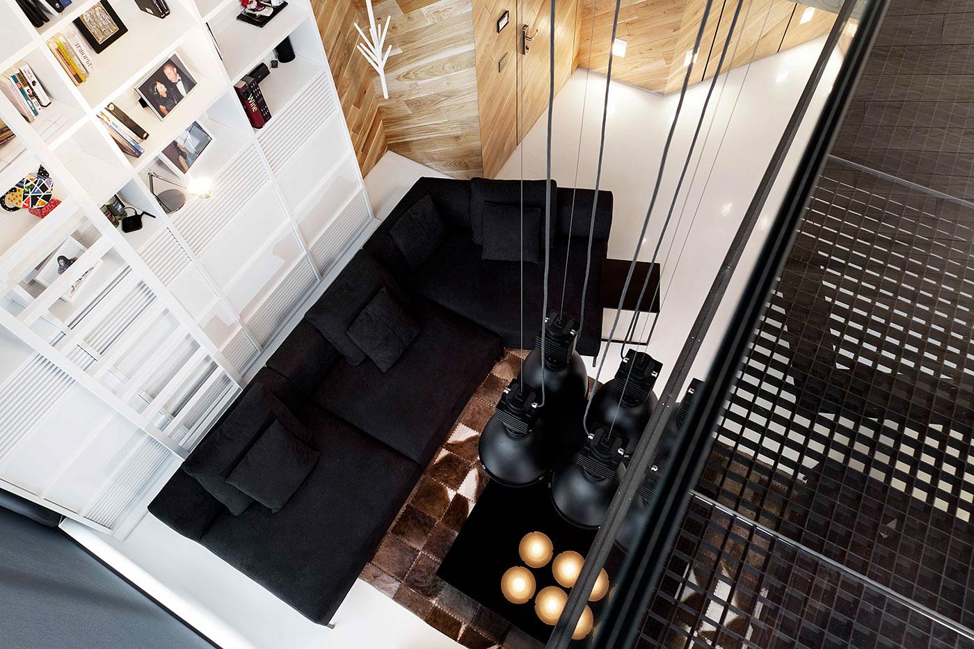 studio mode3 Loft Apartment By Studio Mode