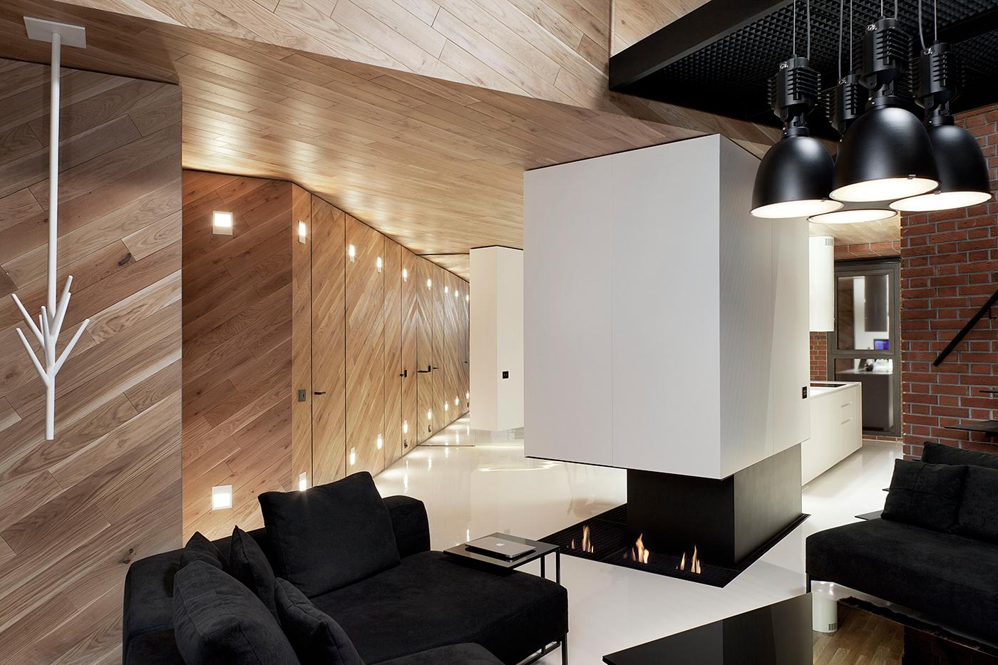 studio mode9 Loft Apartment By Studio Mode