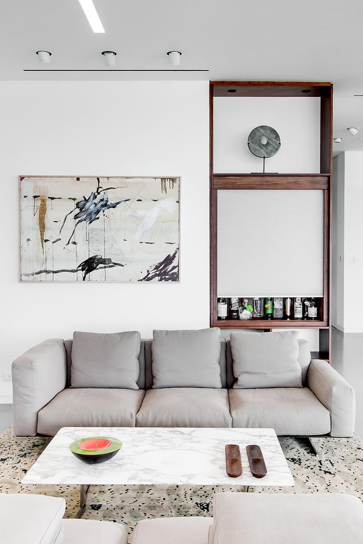 asaf lerman 225 apartment tel aviv11 Penthouse in Tel Aviv by Asaf Lerman Architects
