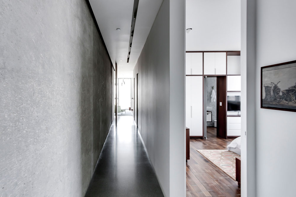 asaf lerman 225 apartment tel aviv4 Penthouse in Tel Aviv by Asaf Lerman Architects