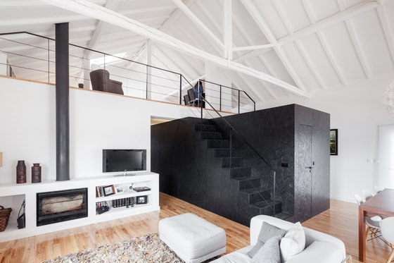 barn house renovation in portugal Old Barn Turned into a New Family Home