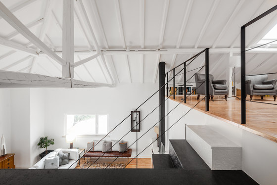 barn house renovation in portugal4 Old Barn Turned into a New Family Home