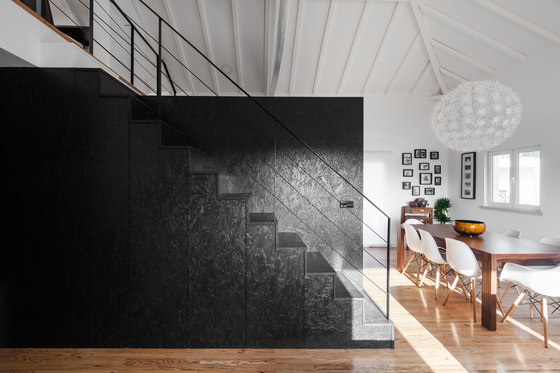barn house renovation in portugal7 Old Barn Turned into a New Family Home