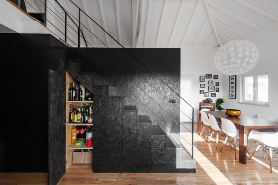 barn house renovation in portugal8 Old Barn Turned into a New Family Home