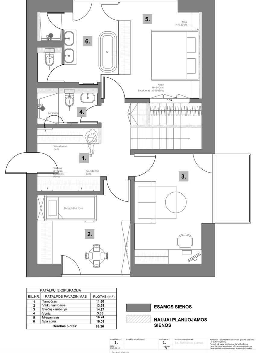 dizaino virtuve house on stilts33 House on Stilts by Dizaino Virtuve
