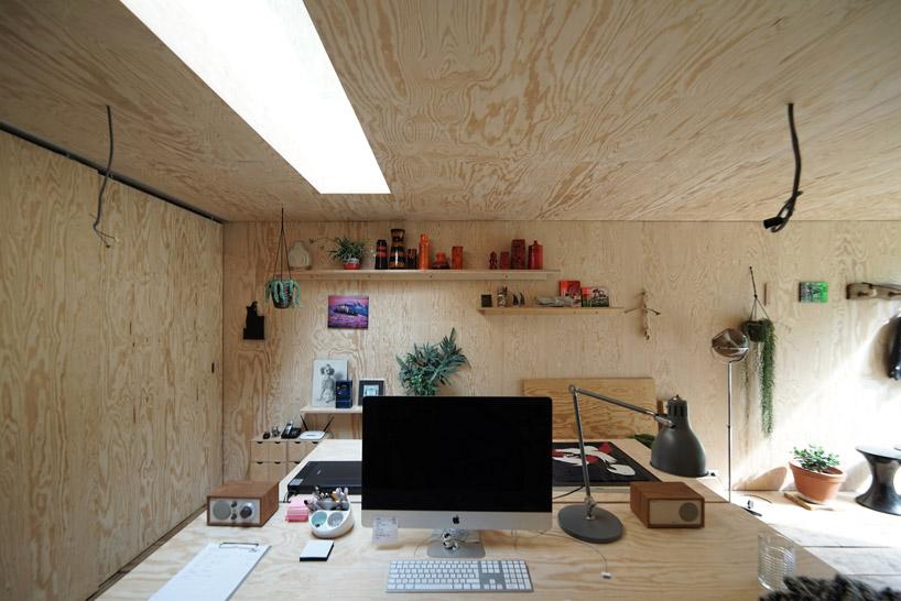 dream workspace in the garden by lescaut architects 13 Dream Workspace In The Garden By L'escaut Architects