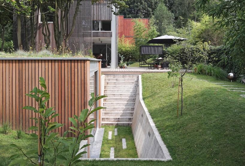 dream workspace in the garden by lescaut architects 6 Dream Workspace In The Garden By L'escaut Architects