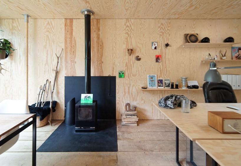 dream workspace in the garden by lescaut architects 9 Dream Workspace In The Garden By L'escaut Architects