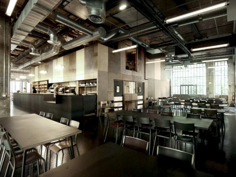 les grandes tables 2 LES GRANDES TABLES by the ARM architecture