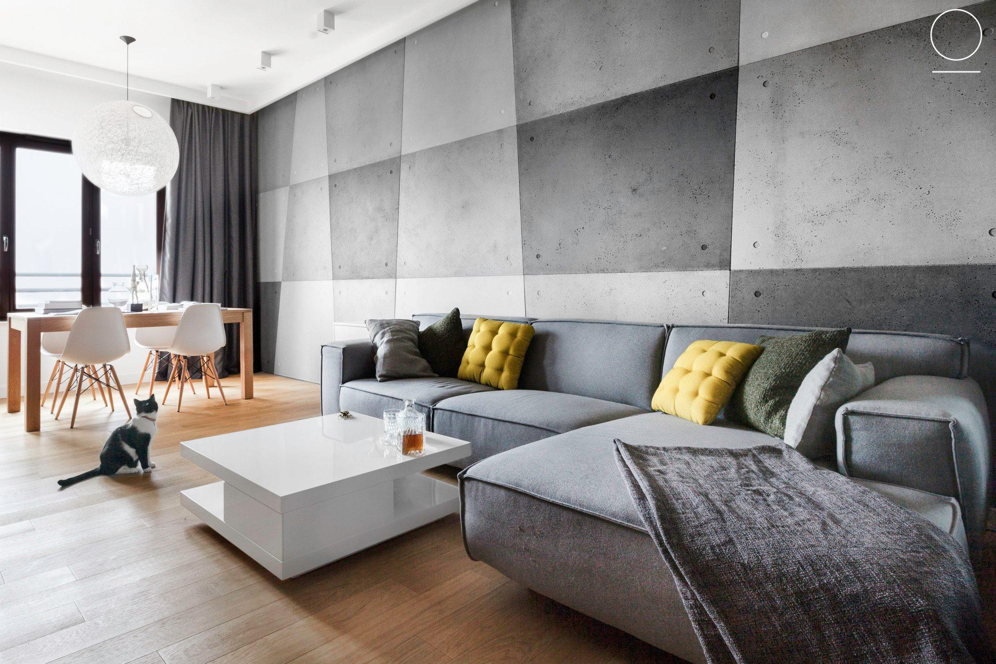 oikoi modern apartment5 Pokorna Apartments by Oikoi Studio