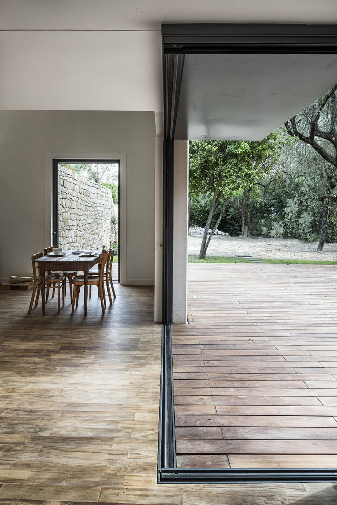 renovation of an old rural house by cyril chenebeau architects 3 Renovation of an Old Rural House By Cyril Chênebeau Architects