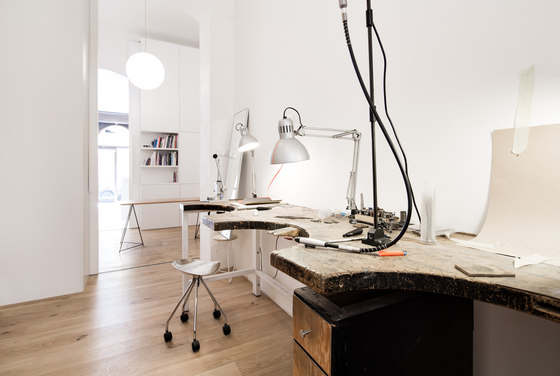 showroom by zuzana4 Prague Showroom.   Design studio and Workshop