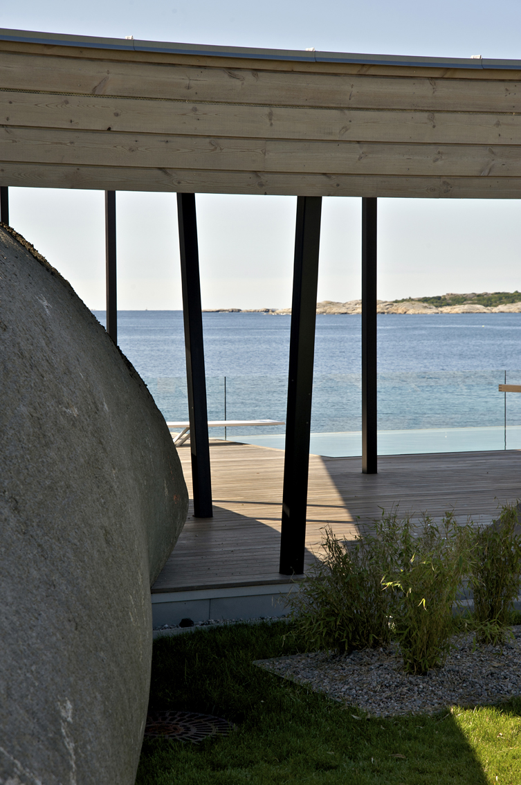 summer house by jva7 Summer House Vestfold 2 / JVA