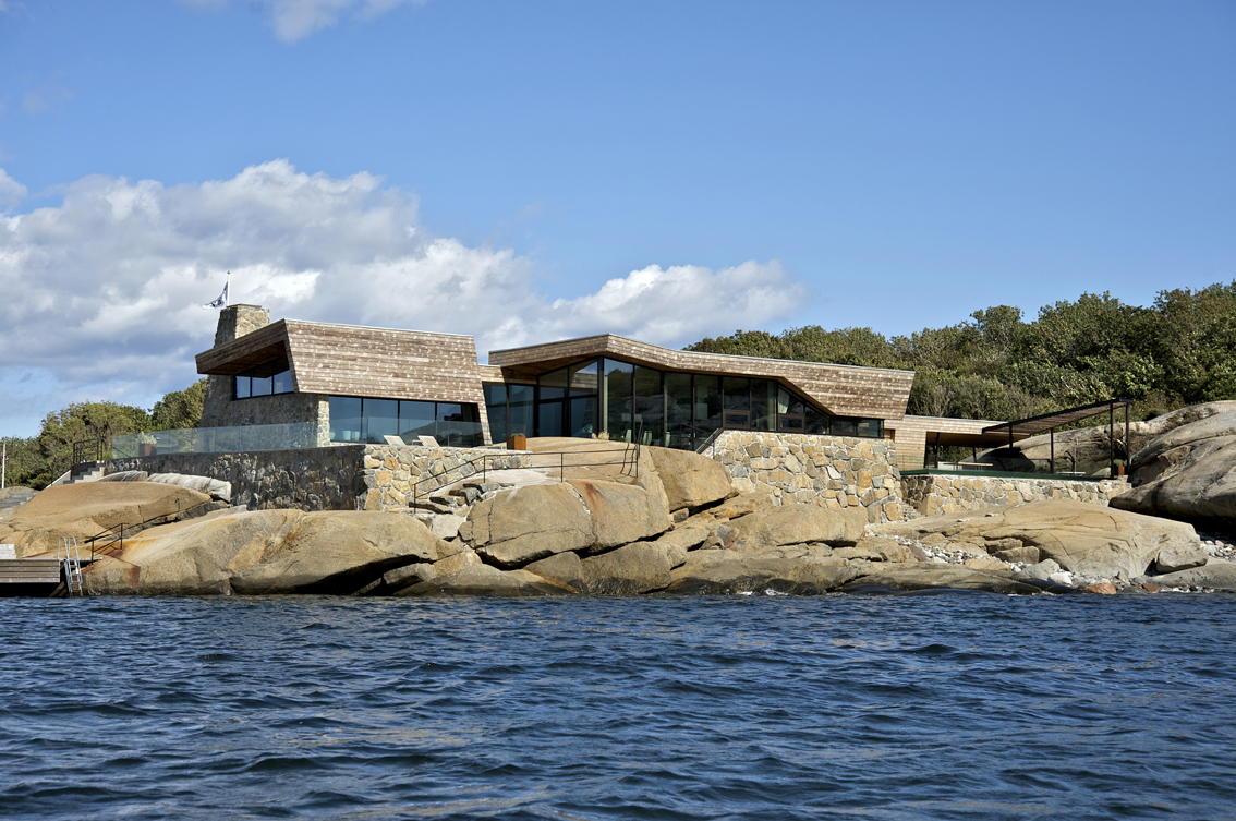 summer house by jva9 Summer House Vestfold 2 / JVA