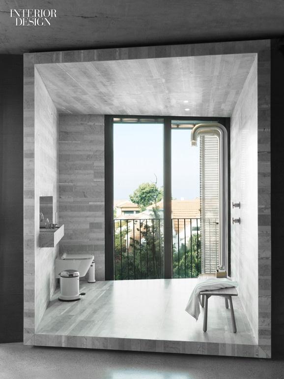 tel aviv apartment5 Open plan Industrial Apartment in Tel Aviv