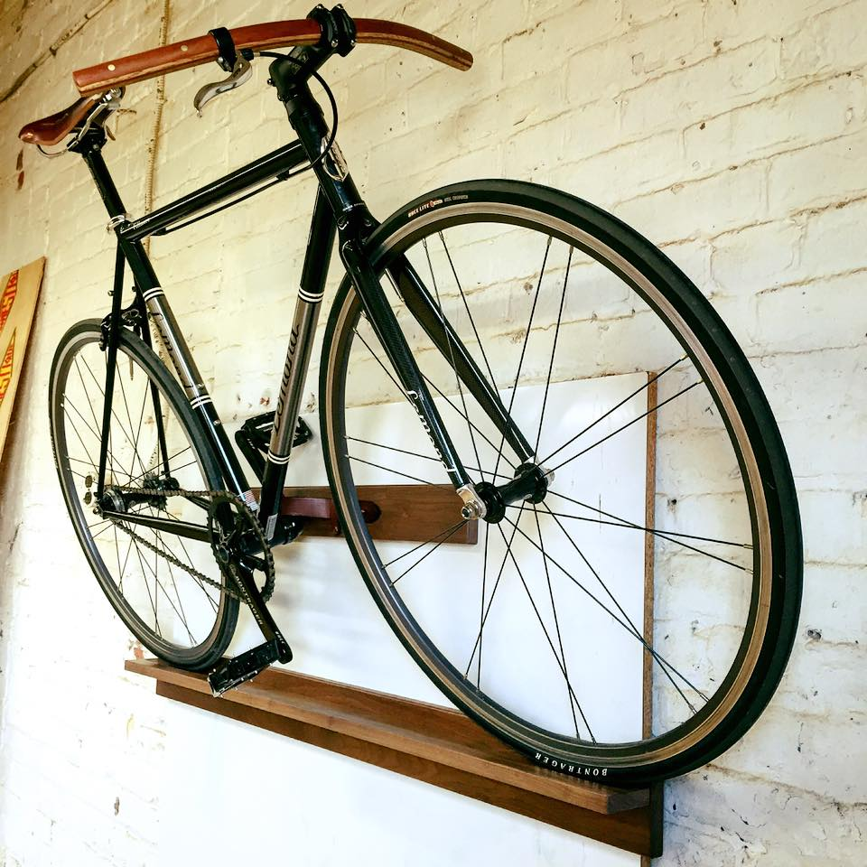the perfect space saving bike mount for your apartment 1 The Perfect Space Saving Bike Mount For Your Apartment