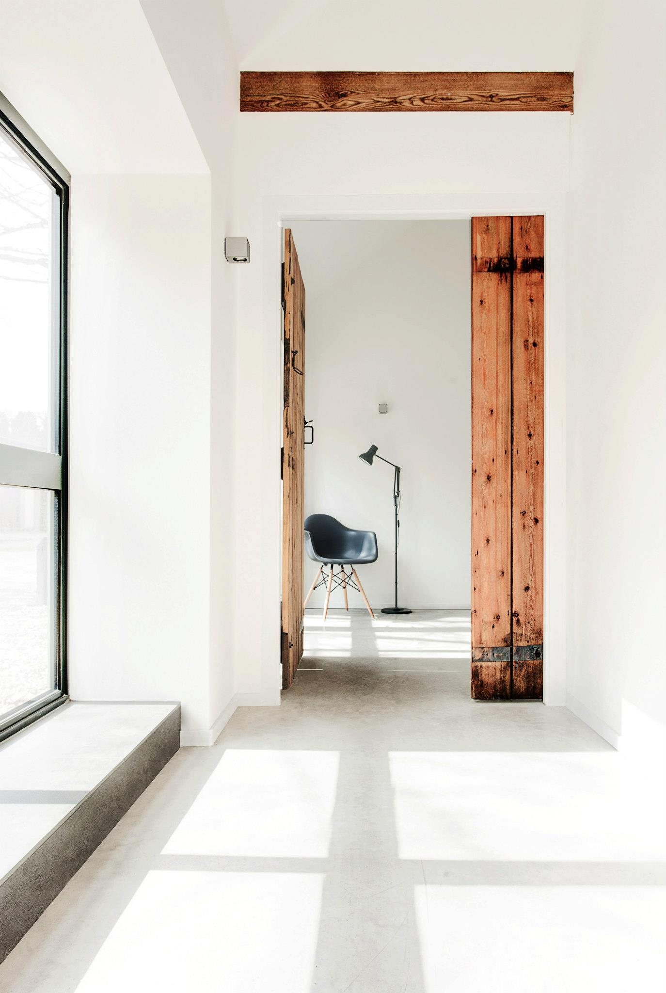 the stables by ar design studio14 Old Stables Turned into Contemporary Home