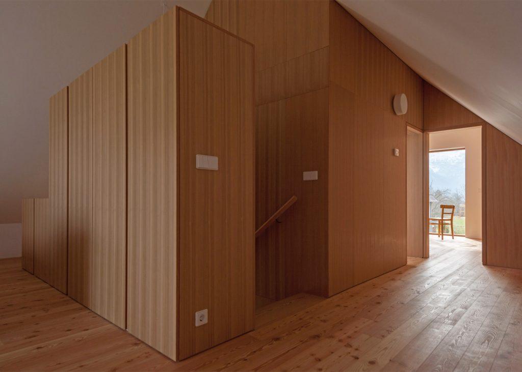 beautiful alpine house in slovenia by skupaj arhitekti 10 1024x731 Beautiful Alpine House in Slovenia by Skupaj Arhitekti
