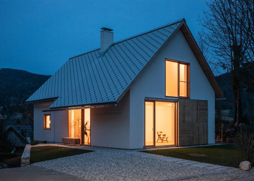 beautiful alpine house in slovenia by skupaj arhitekti 17 1024x731 Beautiful Alpine House in Slovenia by Skupaj Arhitekti
