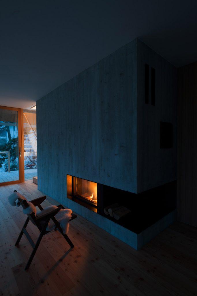 beautiful alpine house in slovenia by skupaj arhitekti 19 683x1024 Beautiful Alpine House in Slovenia by Skupaj Arhitekti