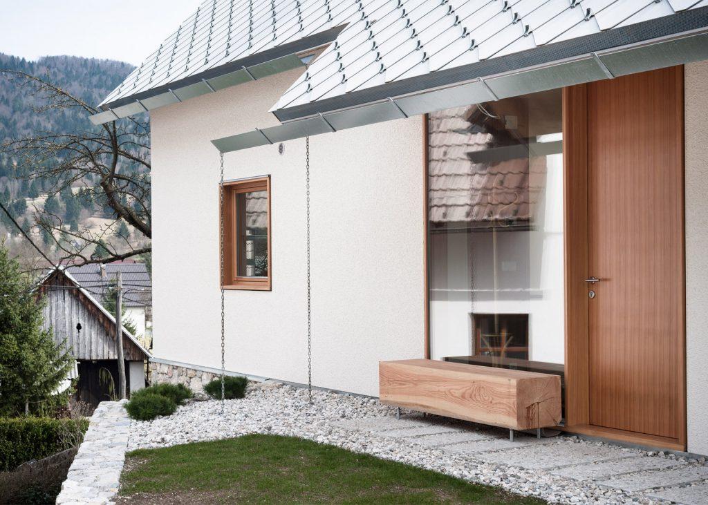 beautiful alpine house in slovenia by skupaj arhitekti 5 1024x731 Beautiful Alpine House in Slovenia by Skupaj Arhitekti