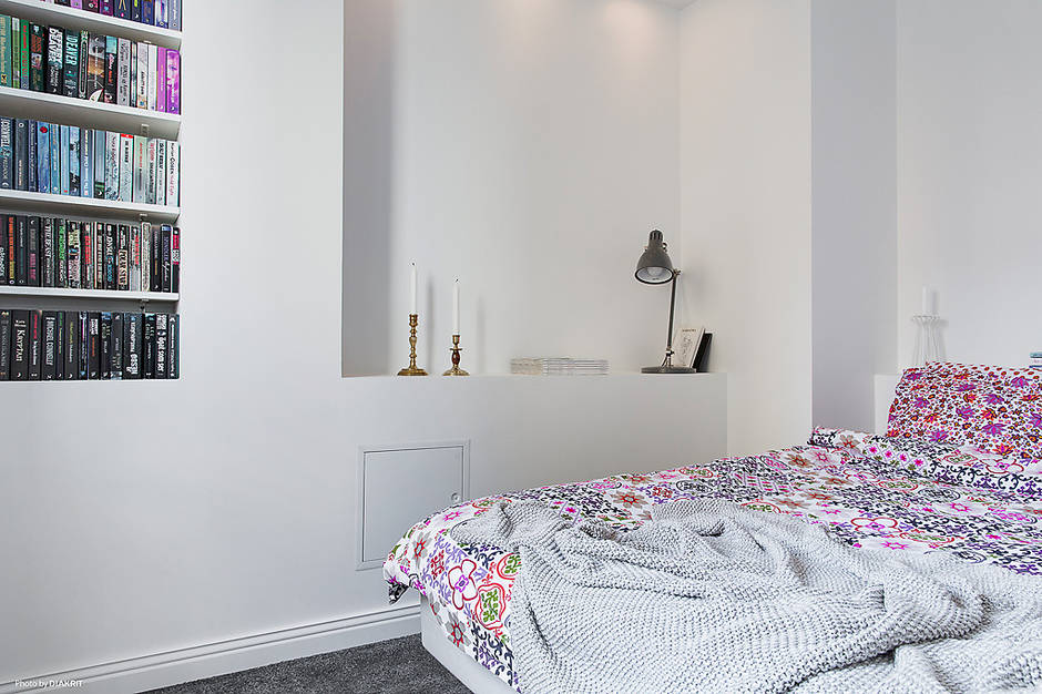 %name Small Space Budget Ideas in a Nordic Apartment