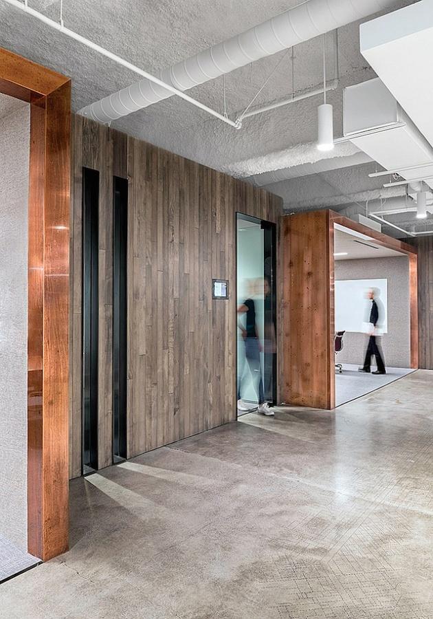 uber office 4 Uber Office Design by Studio O+A