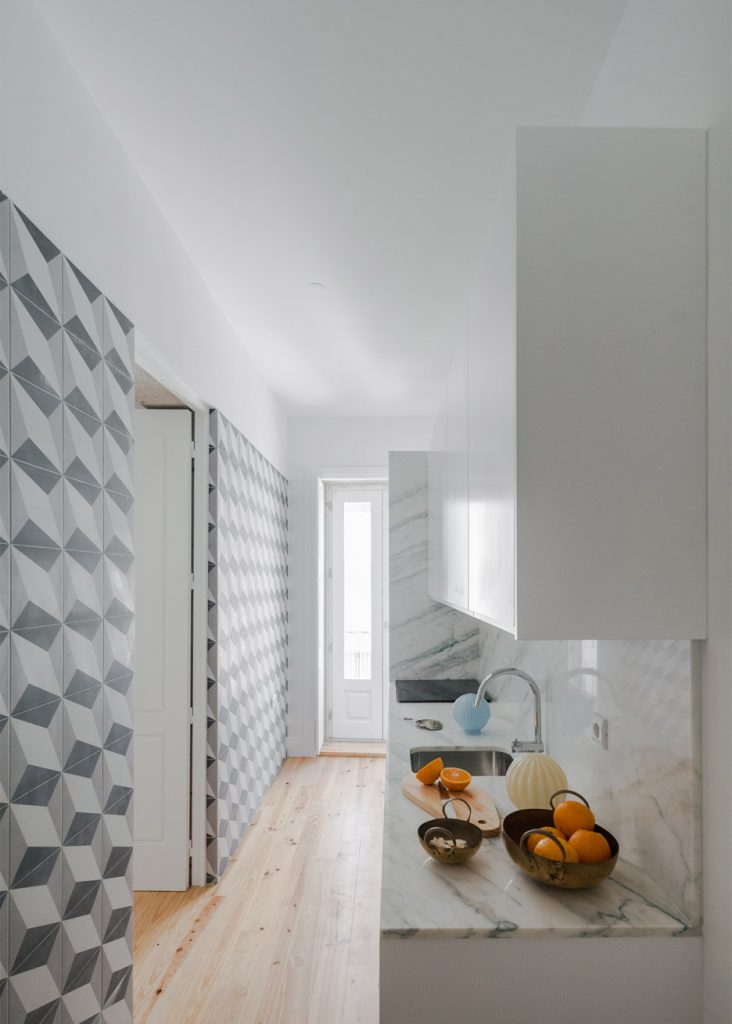 an old townhouse renovation in porto by pedro ferreira architecture studio 9 732x1024 An Old Townhouse renovation in Porto by Pedro Ferreira Architecture Studio