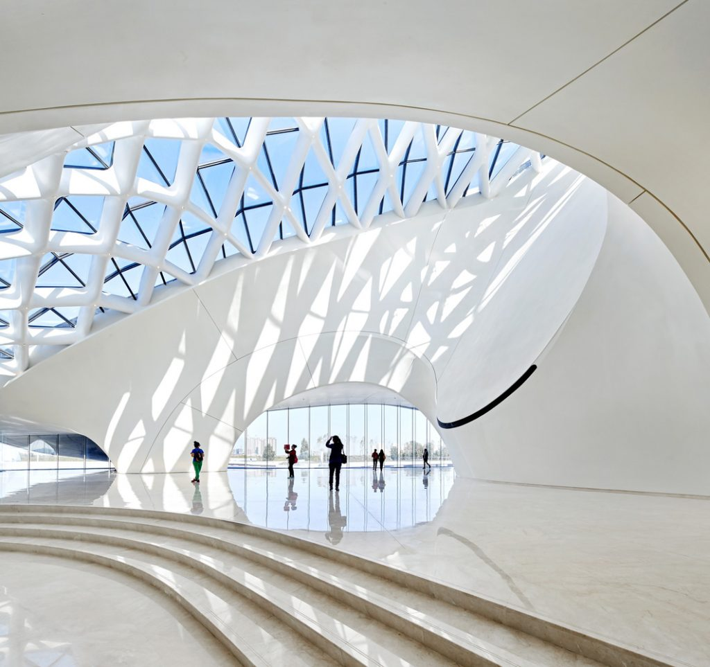 harbin opera house 7 1024x963 4 Architectural Sectors that Architects Influence on a Daily Basis