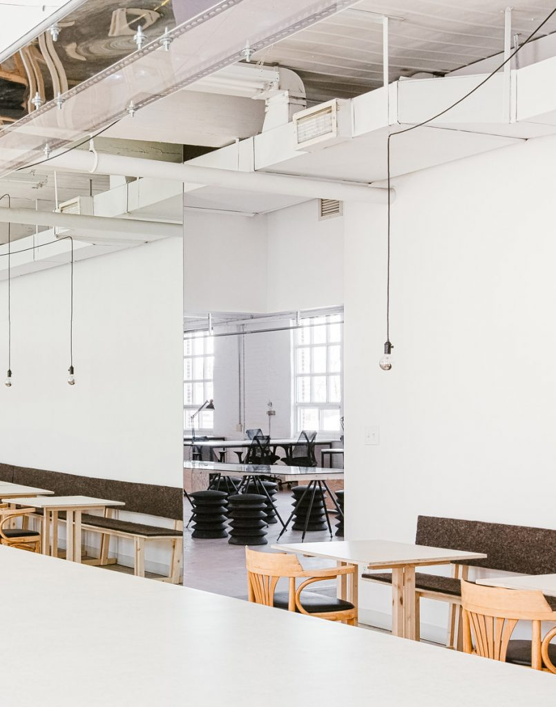 an old factory in toronto was transformed into a modern workspace 6 805x1024 an Old Factory in Toronto was Transformed into a Modern Workspace