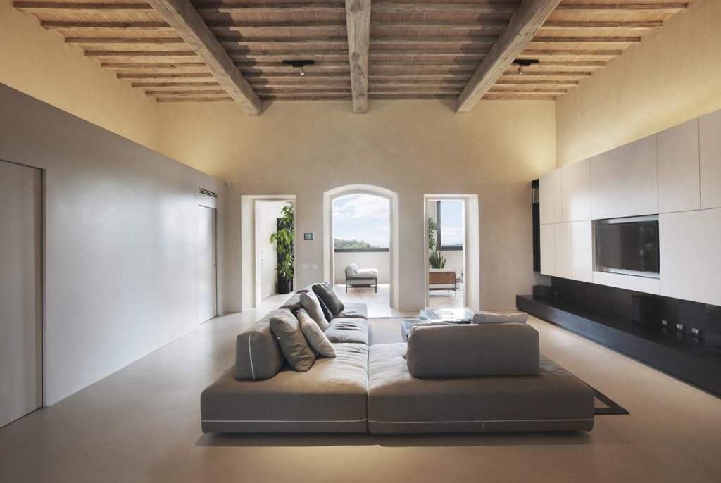 15th century italian villa renovation by cmt architects 12 1024x686 15th Century Italian Villa Renovation by CMT Architects