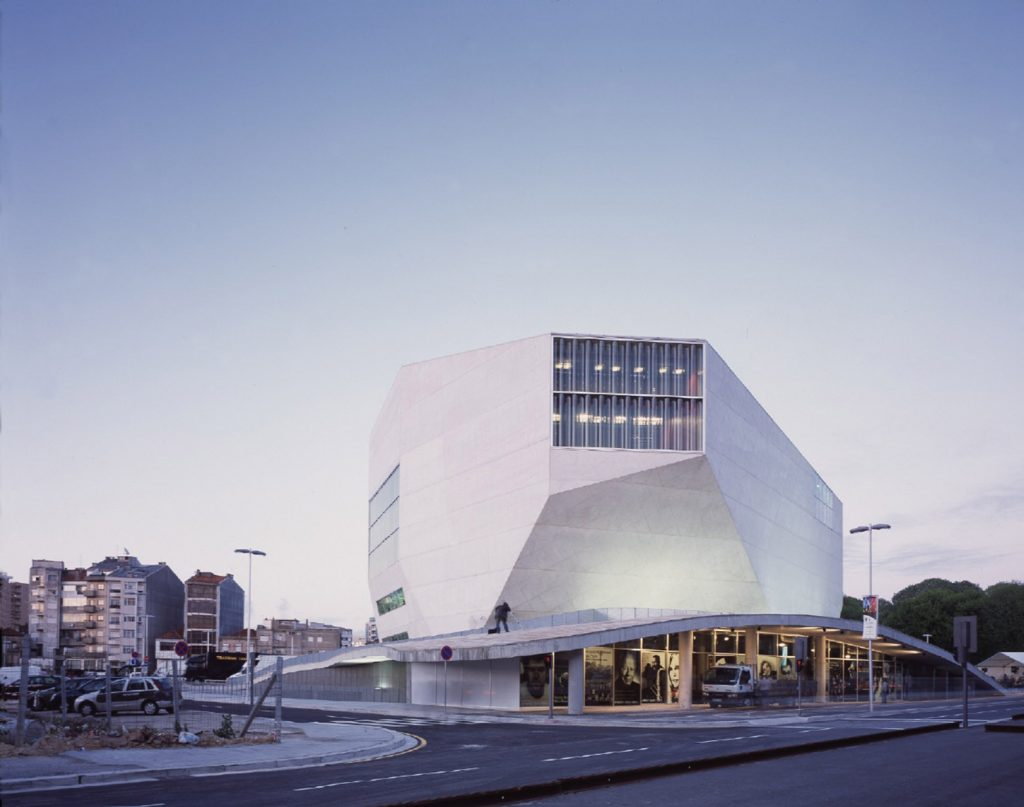 The house of music – Casa Da Musica