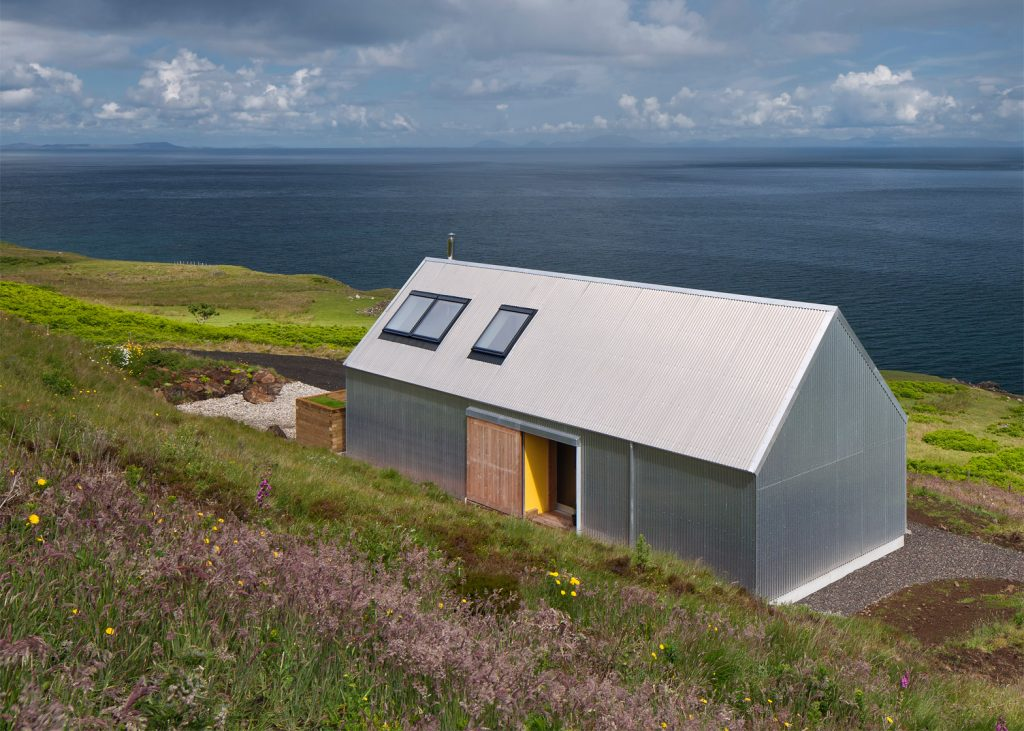 the tinhouse is a holiday home on the scottish island 4 1024x731 The Tinhouse is a Holiday Home on the Scottish Island