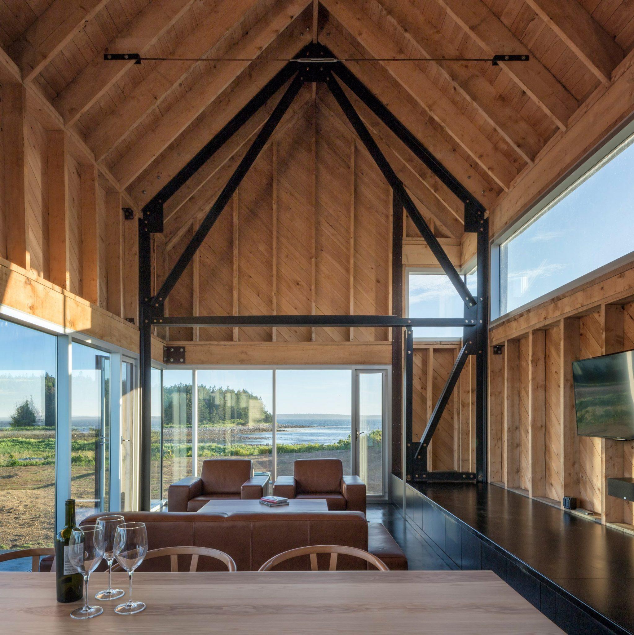 dreamy coastal house by studio mackay lyons sweetapple 7 Dreamy Coastal House by Studio MacKay Lyons Sweetapple