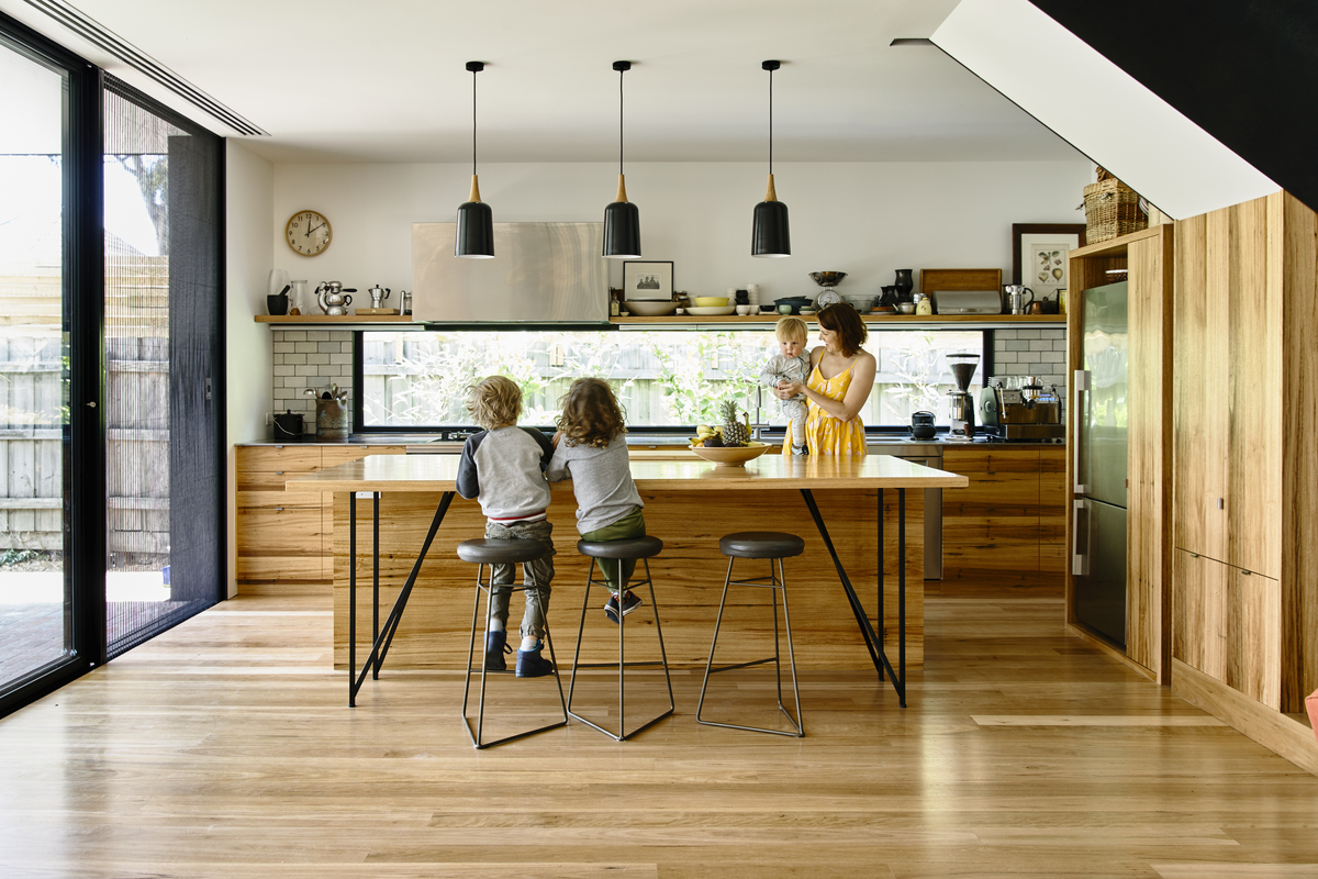 a dwelling project with wooden addition by ola studio 3 a dwelling project with wooden addition by Ola Studio