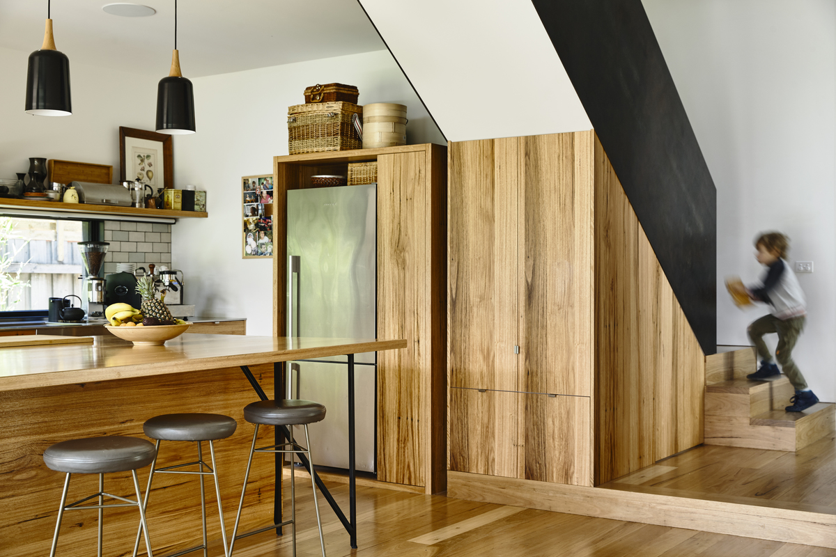 a dwelling project with wooden addition by ola studio 4 a dwelling project with wooden addition by Ola Studio