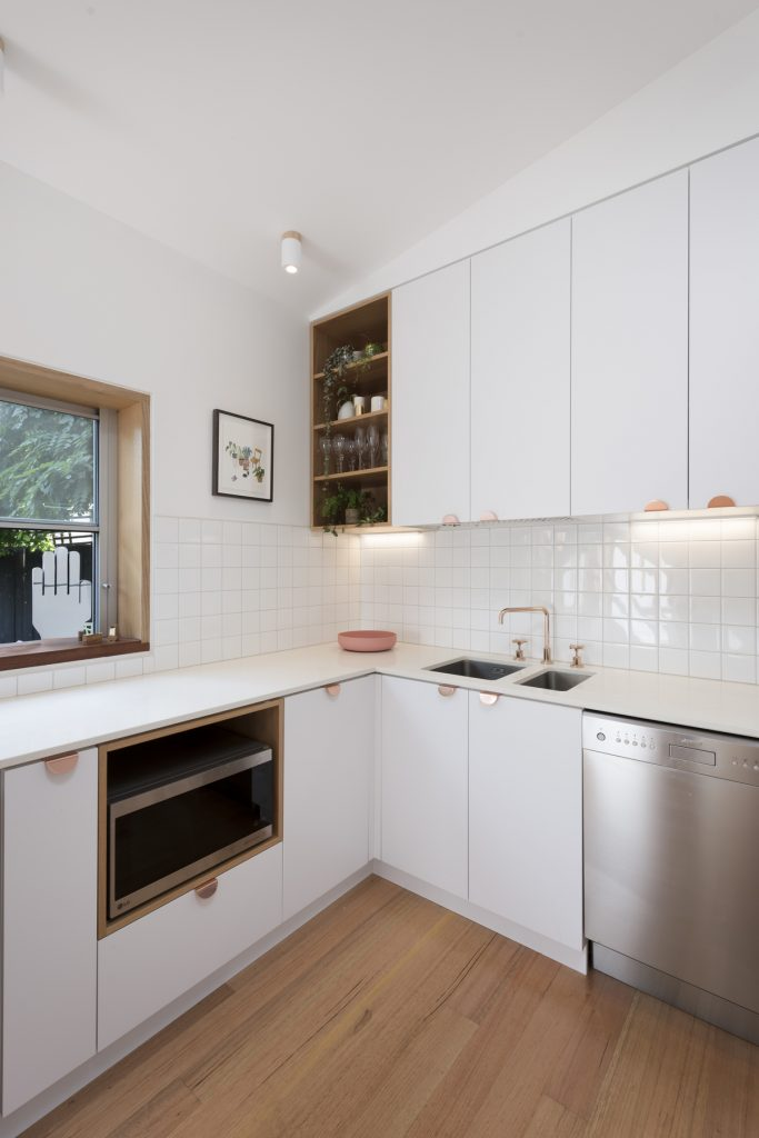 an addition to a victorian house in melbourne 6 683x1024 5 Cheap and Easy Ways to Improve Your Kitchen