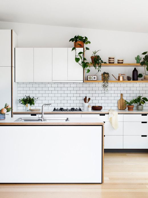 beautiful nordic style kitchen These 40+ Kitchen Decor Ideas Will Inspire You To Renovate Yours