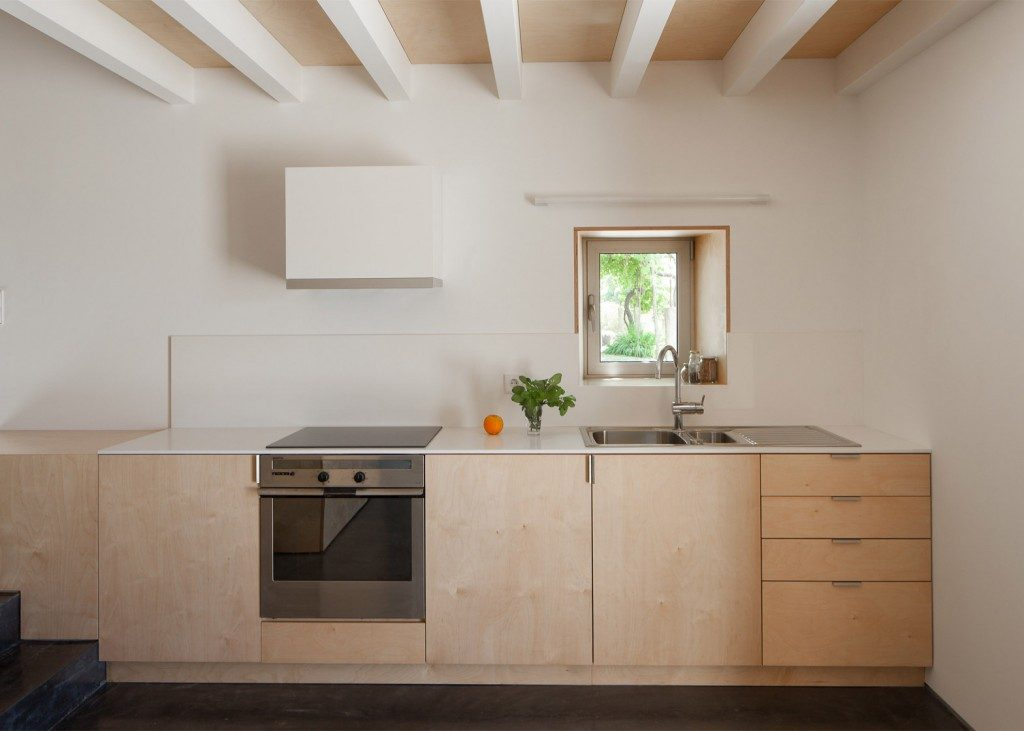 birch plywood kitchen 1024x731 Dream kitchens   a collection of 35 most beautiful kitchens