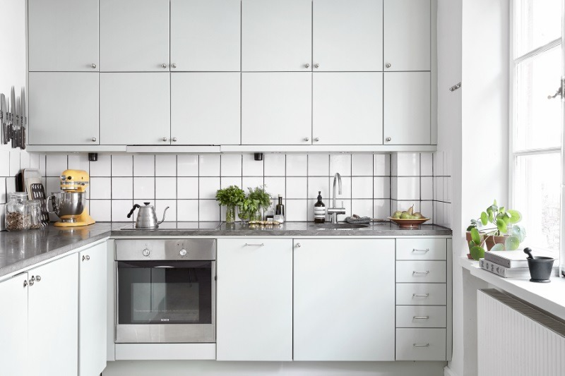 white kitchen Dream kitchens   a collection of 35 most beautiful kitchens