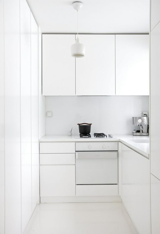 white white kitche These 40+ Kitchen Decor Ideas Will Inspire You To Renovate Yours