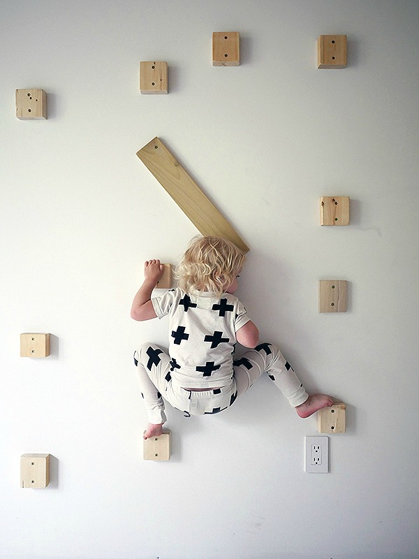diy rock climbing wall 22 Awesome Rock Climbing Wall Ideas For Your Home