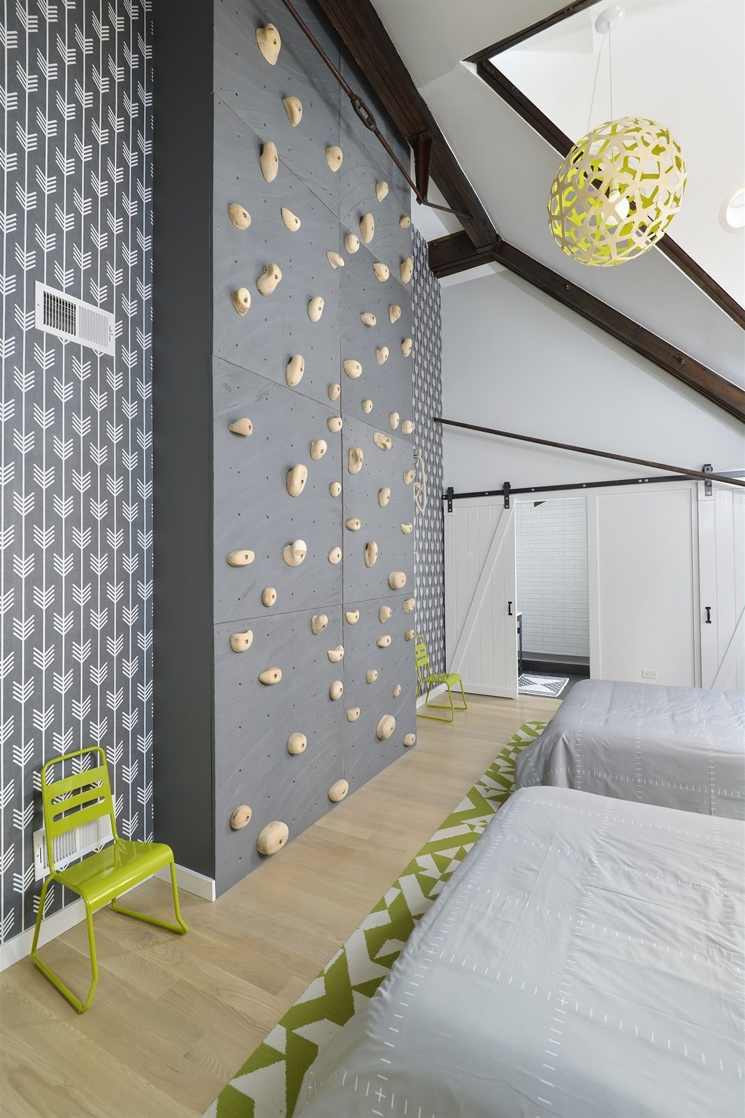 Indoor Rock Climbing Wall 1 682x1024 22 Awesome Ideas For Your Home