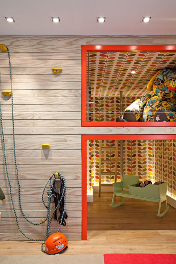 minimalist rock climbing wall 22 Awesome Rock Climbing Wall Ideas For Your Home