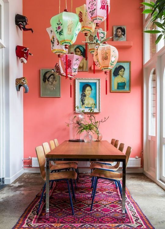 bright colors 6 Interior Design Trends to Watch Out for in 2018
